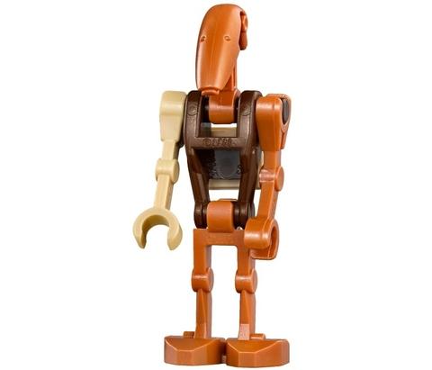 LEGO Star Wars: Звёздный Мусорщик 75147 — StarScavenger — Лего Стар ворз Звёздные войны Эпизод