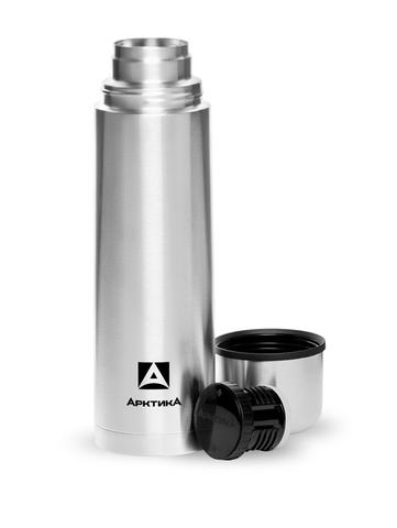 Термос Арктика (0,75 литра) с узким горлом классический