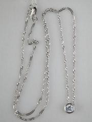 0320179 (серебряная цепочка с подвеской)