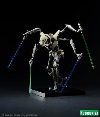 1/10 General Grievous ArtFX Statue