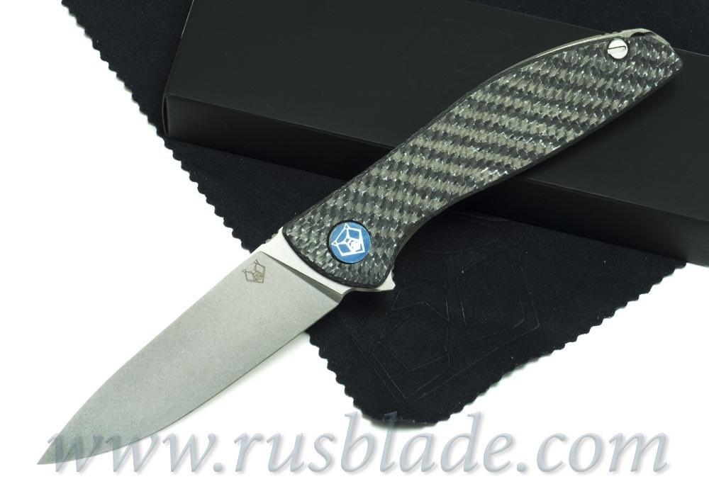 Shirogorov HatiOn Lite Vanax 37 Black CF MRBS