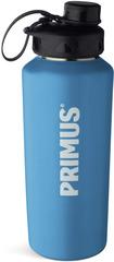 Фляга питьевая нержавейка Primus TrailBottle 1.0L S.S. Blue