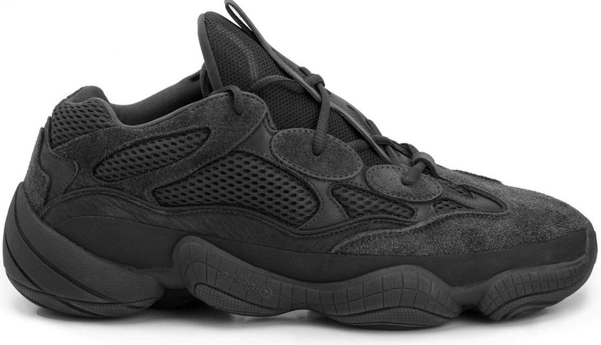 Кроссовки Adidas Yeezy 500 Black