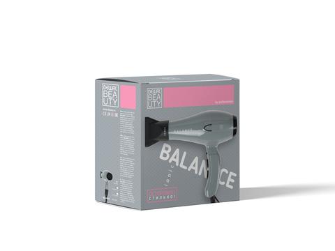 Фен Dewal Beauty Balance, 2200 Вт, 1 насадка, чёрный