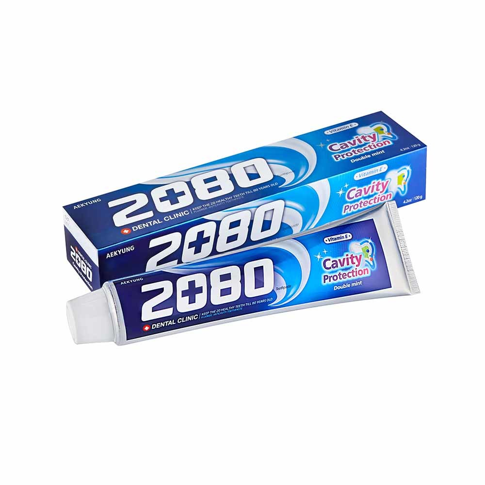 Зубная паста 2080 Натуральная мята