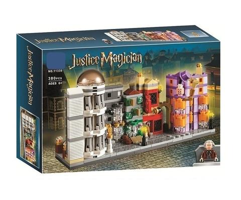 Конструктор 11339 Justice Magician Гарри Поттер: Косой переулок