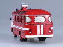 PAZ-672M firefighter Soviet Bus (SOVA) 1:43