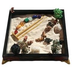 Сад Чудес Игра цветов (яшма, полудрагоценные камни)