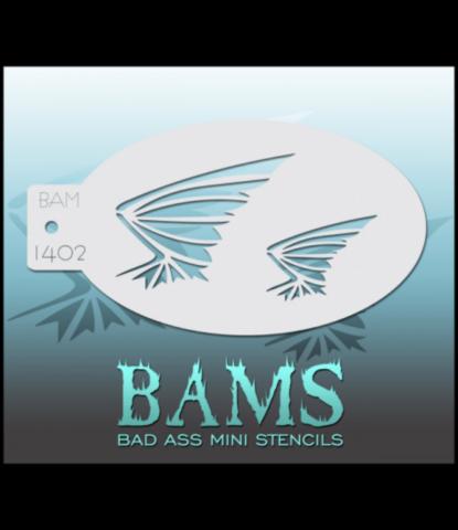 Трафарет BAMS 1402