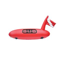 Torpedo Diving Marker Buoy, ''Safe Dive''