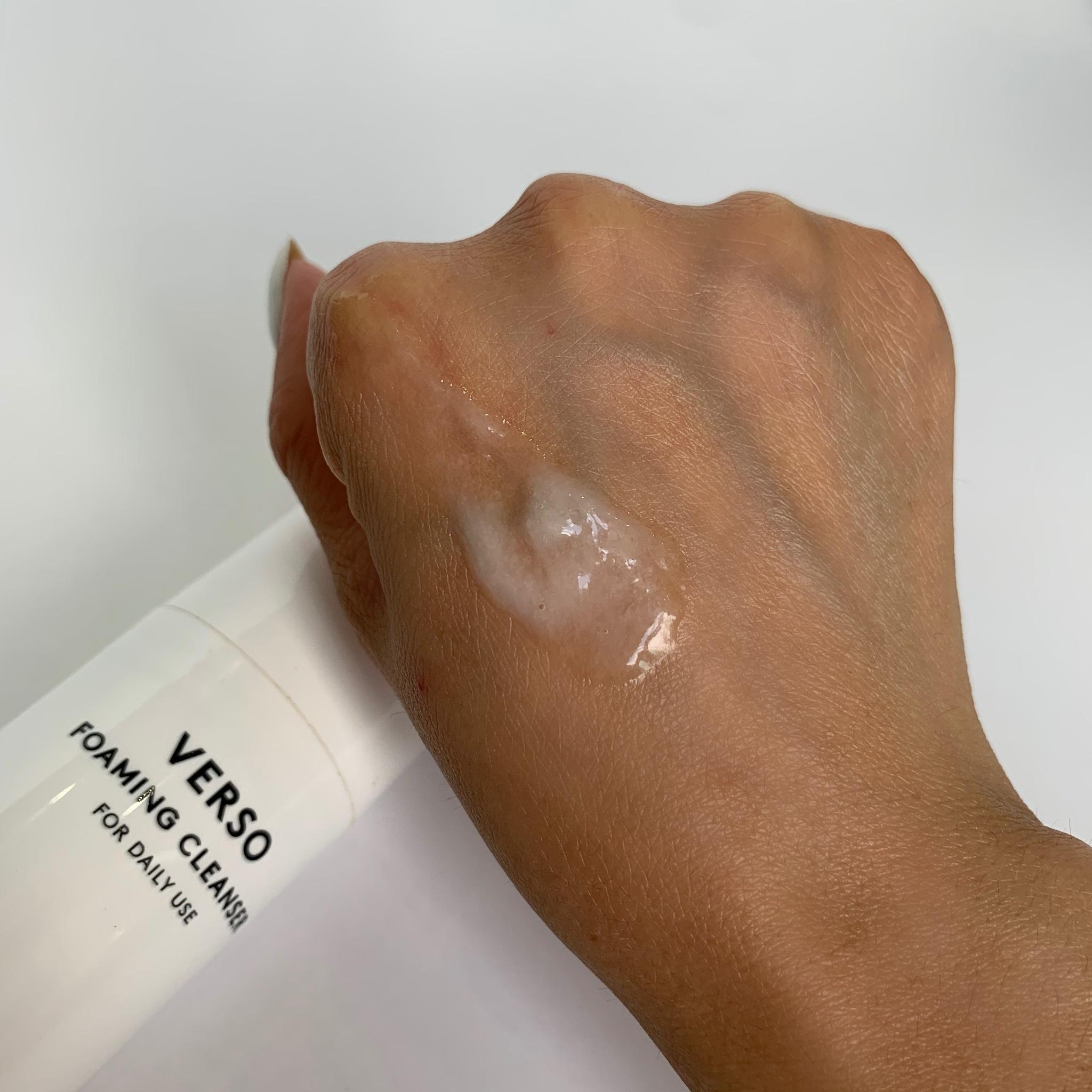 Пенка для умывания Verso Foaming Cleanser 90 ml