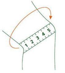 Ортез (бандаж) на коленный сустав с металлическими шарнирами сильная фиксация OPPO 2037 (США)