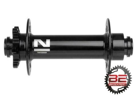 Втулка передняя Novatec D101SB 150*15мм Fatbike