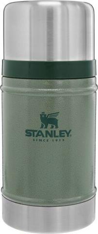 Термос для еды Stanley Classic (0,7 литра), темно-зеленый