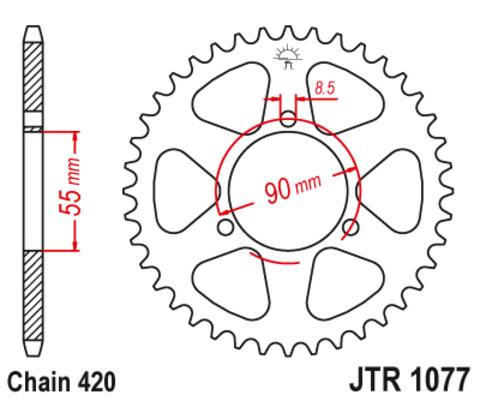 JTR1077