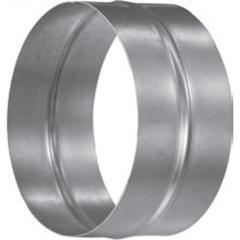 Муфта-ниппель D 250 оцинкованная сталь