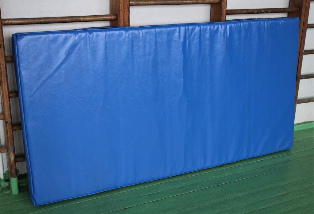 Мат гимнастический 1х2х0,1м, поролон, искуственная кожа