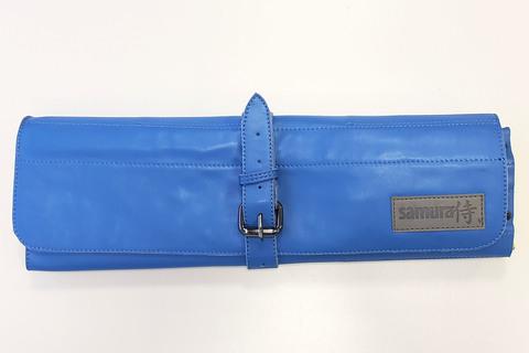 Скрутка для ножей Samura Голубая