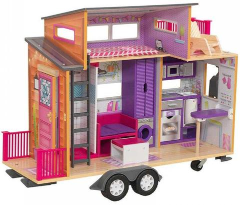 KidKraft Бэлла - кукольный домик 65948_KE