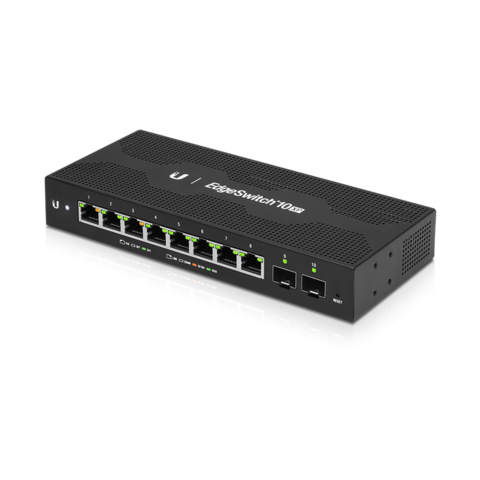 Коммутатор Ubiquiti EdgeSwitch 10XP