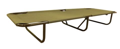 Раскладушка туристическая - походная кровать Митек