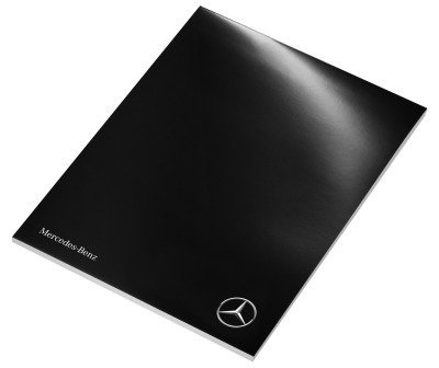 Блокнот Mercedes-Benz Writing Pad