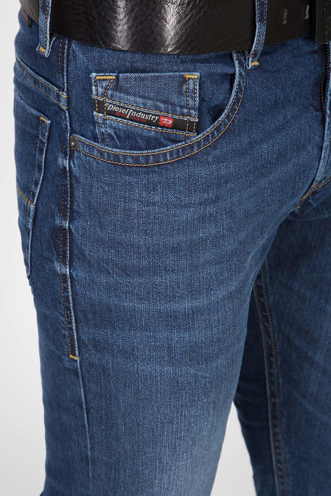 Мужские синие джинсы THOMMER-SP Diesel