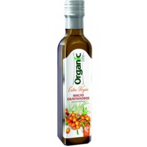 Облепиховое масло Organic life 100 мл.