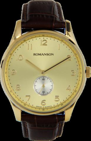 Купить Наручные часы Romanson TL0329D MG GD по доступной цене