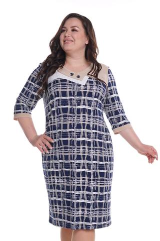 Платье-4473