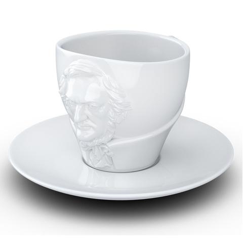 Чайная пара Talent Richard Wagner, 260 мл, белая