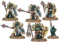 Deathwing Command Squad. Рыцари Крыла смерти