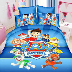 Щенки спасатели постельное белье детское