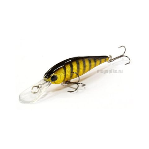 Воблер Lucky Craft Pointer 78DD-242 Black and Gold