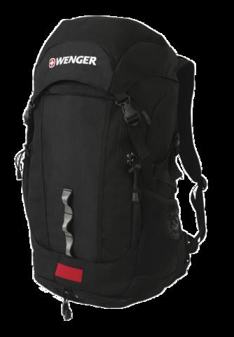 Рюкзак Wenger (30582299) черный, 33х25х61 см, 50 л