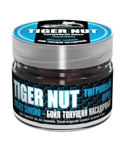 Бойлы насадочные тонущие Sonik Baits TIGER NUT 14мм 90мл (Орех тигровый)