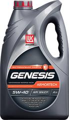 Моторное масло Лукойл Genesis Armortech 5W-40 4л