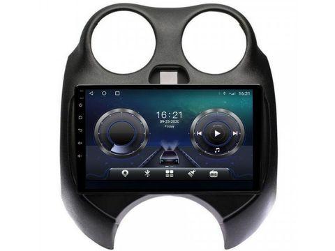 Магнитола для Nissan March/Micra (10-13) Android 10 6/128GB IPS DSP 4G модель CB-3286TS10