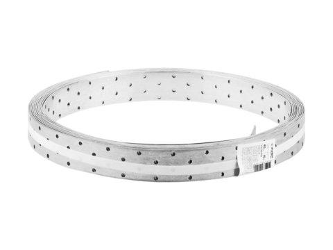 Перфорированная монтажная лента ПЛ-2.0, 40х2мм, 10м, ЗУБР