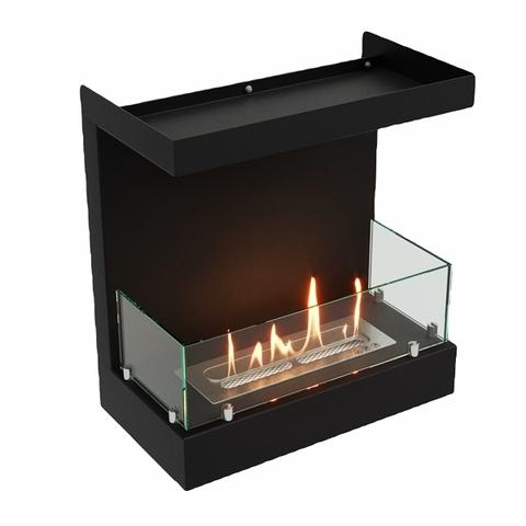 Торцевой биокамин Lux Fire Фронтальный 440 S