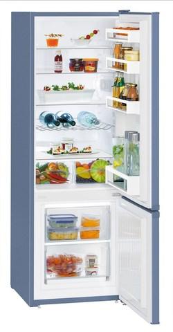 Двухкамерный холодильник Liebherr CUfb 2831