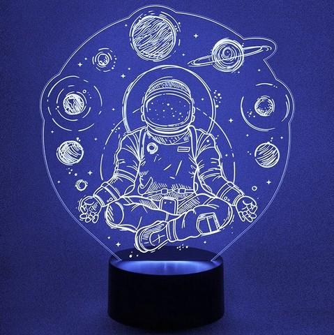Космонавт №3