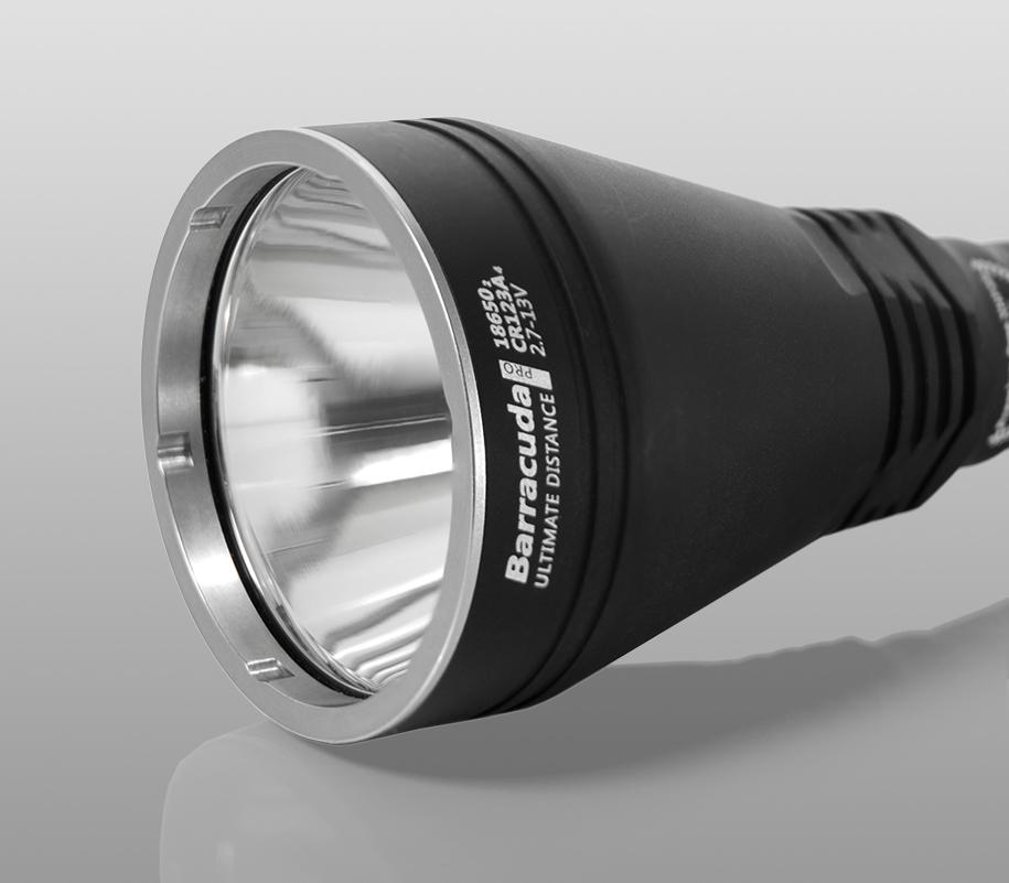 Поисковый фонарь Armytek Barracuda Pro (тёплый свет) - фото 7