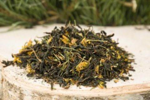 Иван-чай суздальский «со зверобоем»