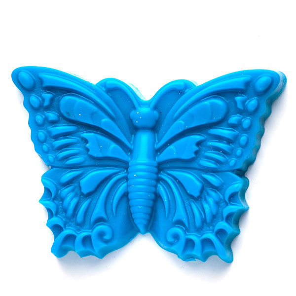 Пластиковая форма для мыла Бабочка