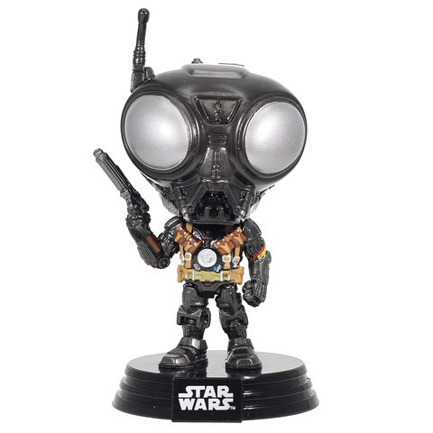 Фигурка Funko POP! Bobble: Star Wars: Mandalorian: Q9:0 45541