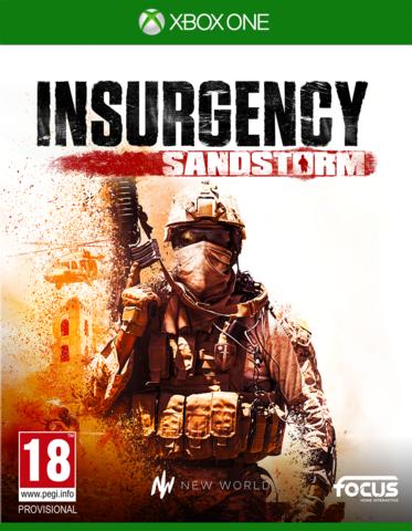 Insurgency: Sandstorm (Xbox, русские субтитры)