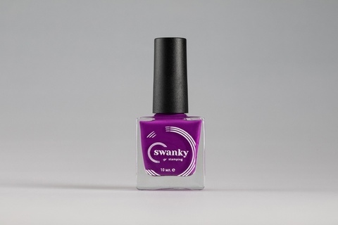 Лак для стемпинга Swanky Stamping №012