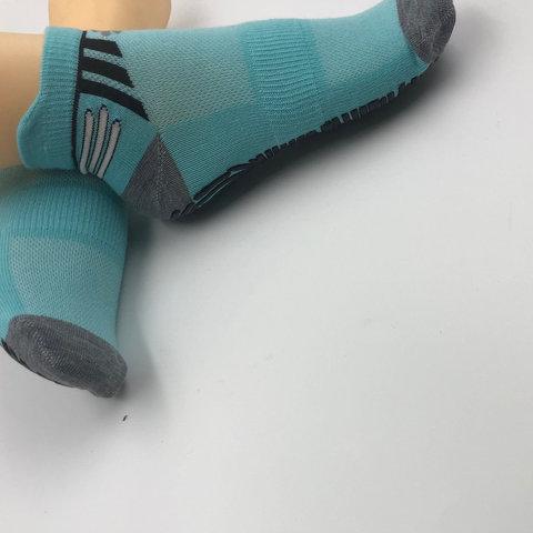 Детские нескользящие носки (р. 23-32, голубые)