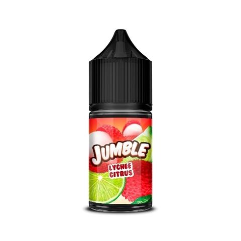 Жидкость Jumble Salt 30 мл Lychee Citrus